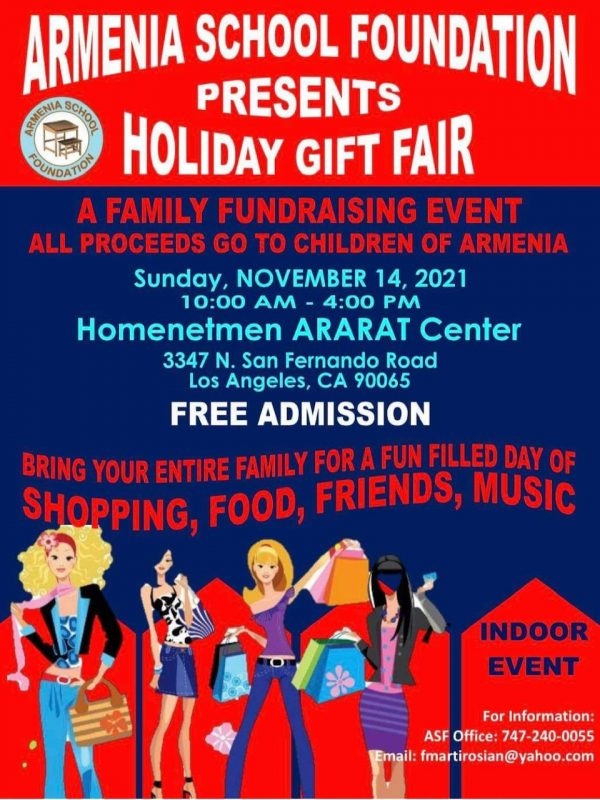 ASF Holiday Gift Fair Flyer- Final